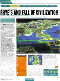 One of the few civ mods to be reviewed by a magazine