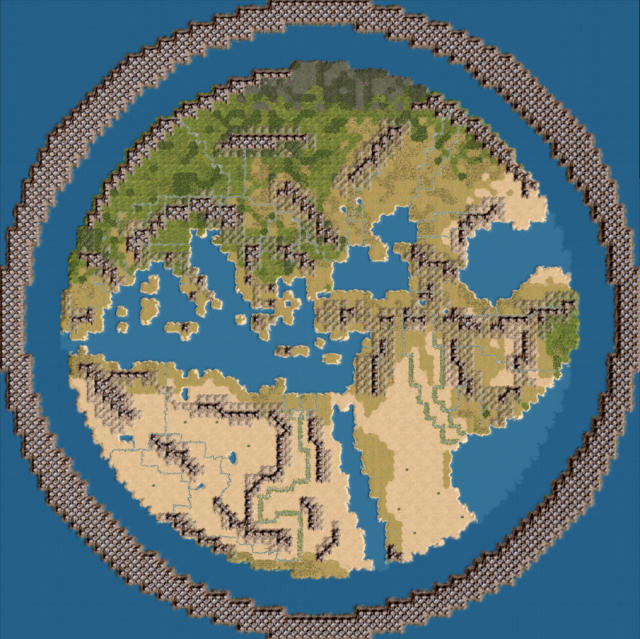 Sid meiers civilization mods by rhye civilization iv official the ancient map of the world gumiabroncs