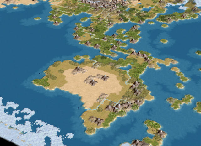 Sid Meier S Civilization Mods By Rhye Civilization Iv Official Ice