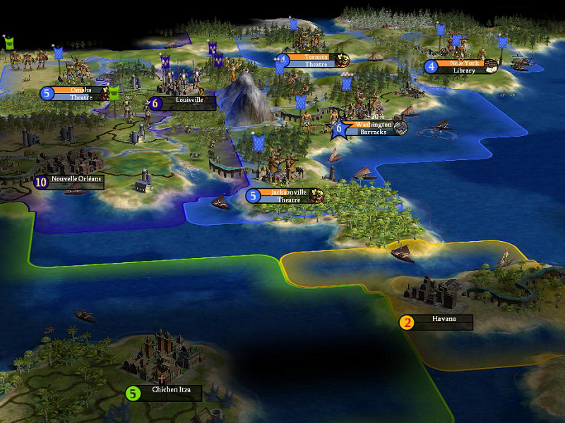 No need for Civilization IV Colonization: your settlers will rewrite history with RFC